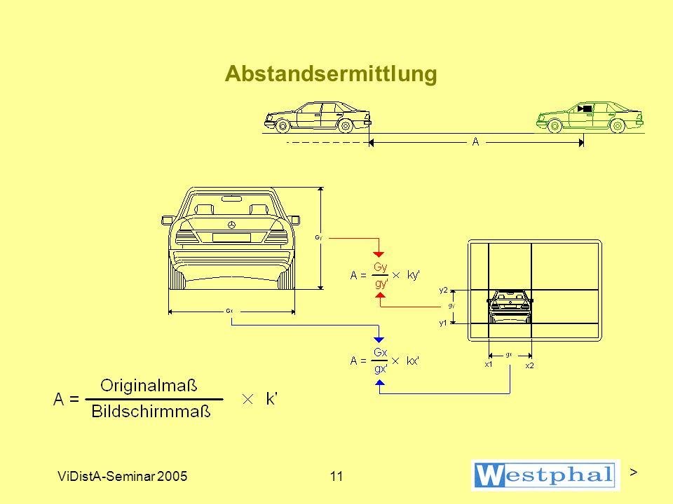 ViDistA-Seminar 200511 Abstandsermittlung >