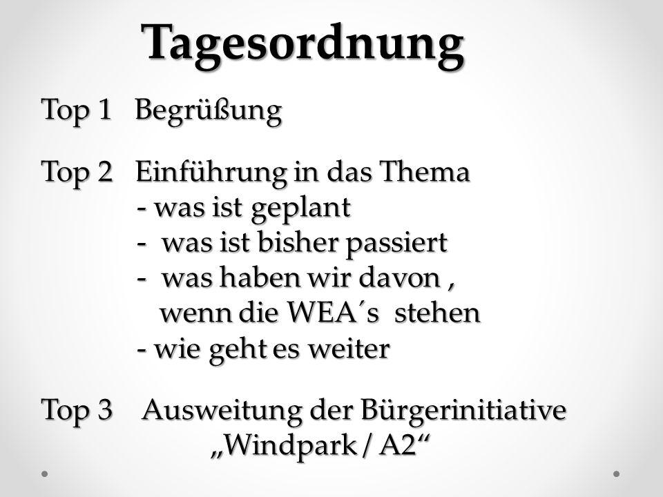 Was ist geplant Was ist geplant - Änderung des Flächennutzungsplans - Änderung des Flächennutzungsplans - Bau von 3 – 6 WEA`s an der A2 - Bau von 3 – 6 WEA`s an der A2 und in der Lengde und in der Lengde - 180 m Höhe jedes einzelnen Windrads - 180 m Höhe jedes einzelnen Windrads - Aufbau und Betrieb der Anlagen durch - Aufbau und Betrieb der Anlagen durch 12 – 14 Investoren und die Stadtwerke 12 – 14 Investoren und die Stadtwerke