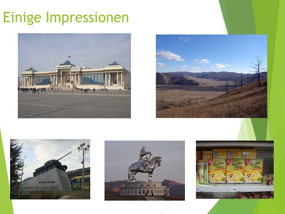 Einige Impressionen