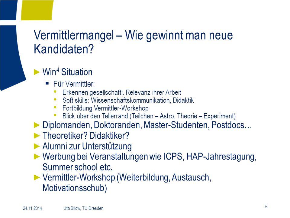 Schmalkalden und Trier – Wer fährt hin.