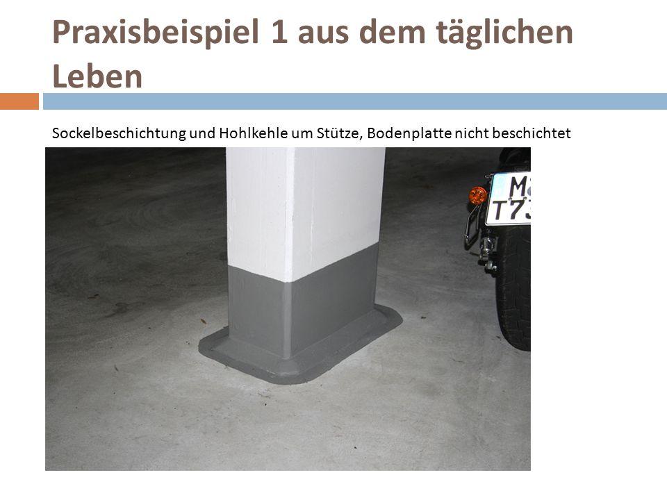 """DAfStb AHG """"Dauerhaftigkeit von befahrenen Parkdecks Überarbeitung Heft 600 DAfStb; Prinzip 2  Anwendung dieses Prinzips unabhängig davon, ob planmäßig breitere Einzelrisse in Kauf genommen werden oder ob eine rissbreitende Bewehrung zu u."""