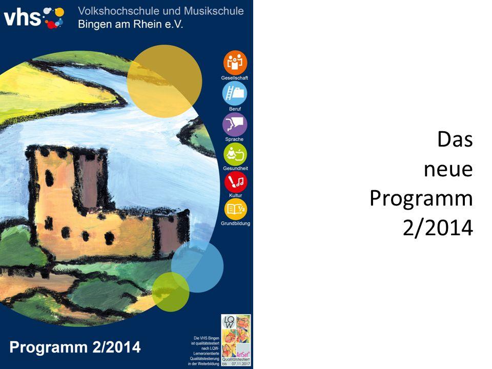 Spezial Das neue Programm 2/2014