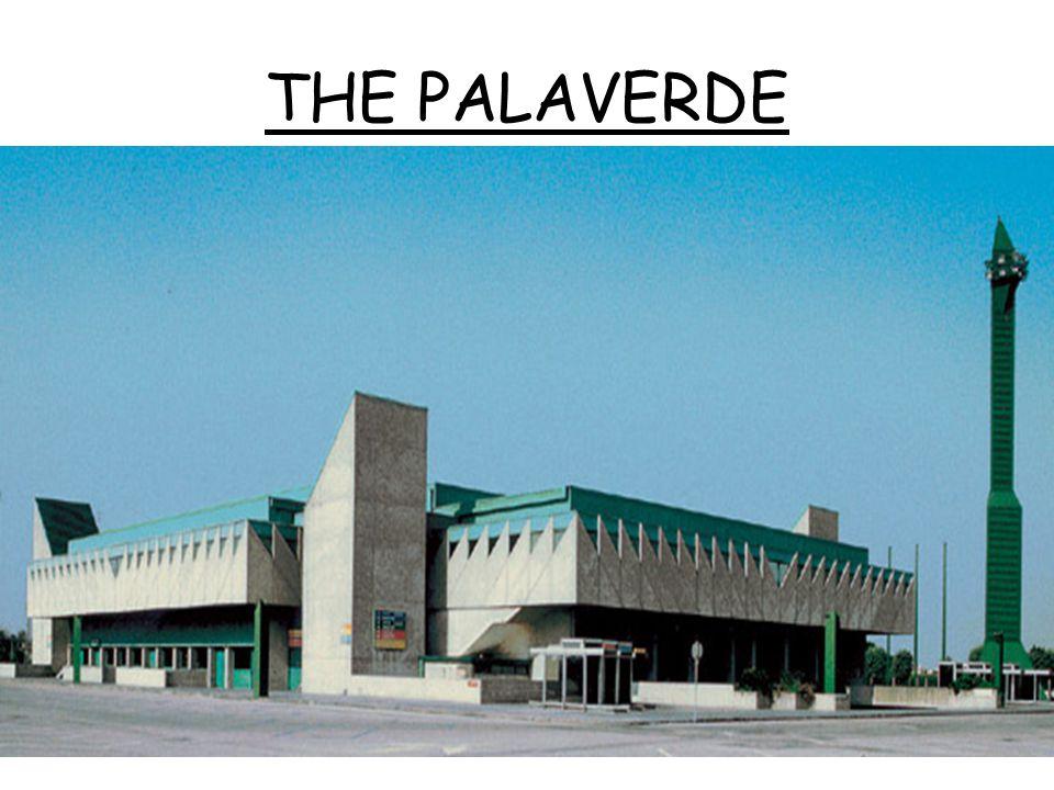 THE PALAVERDE