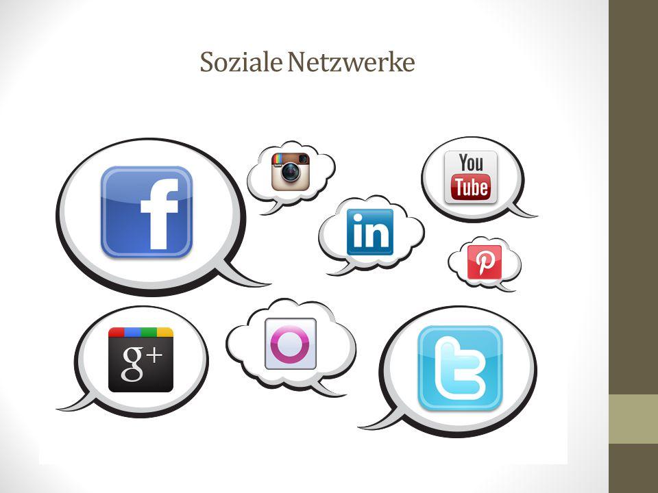 Hallo Manuela, wie geht´s.Bei Sozialen Netzwerken gibt es viele Konflite.