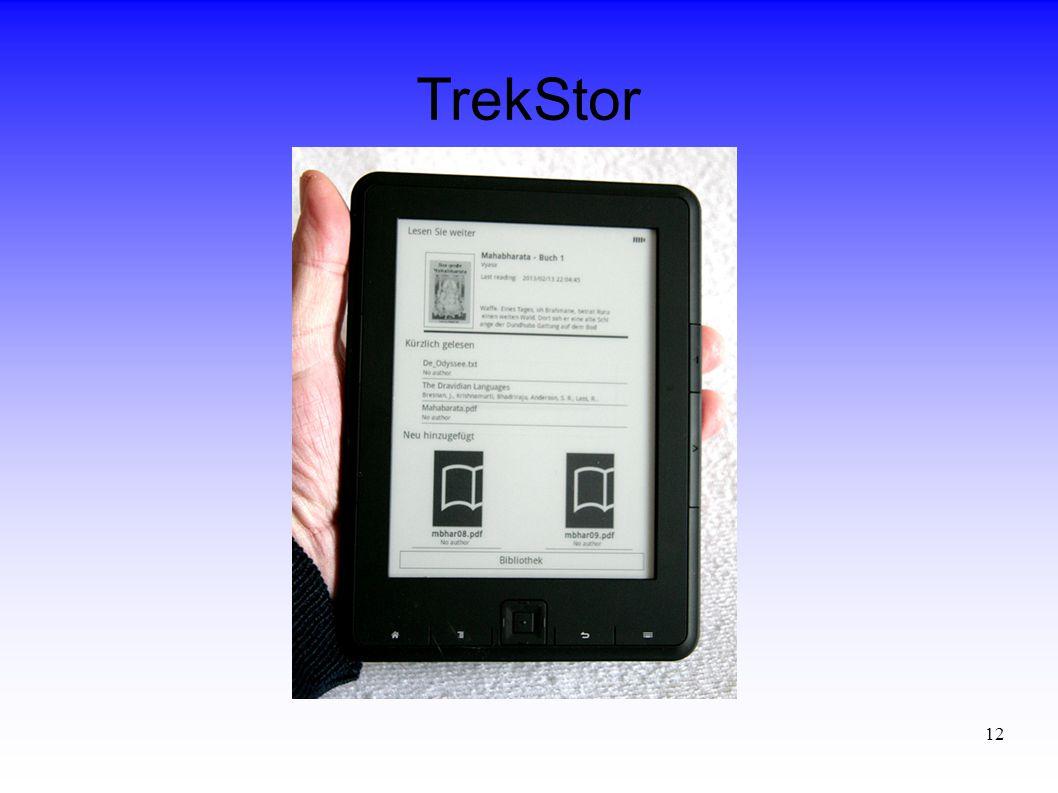 12 TrekStor