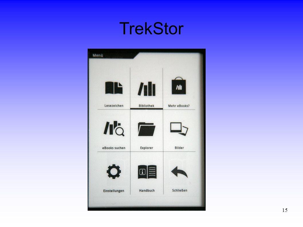15 TrekStor