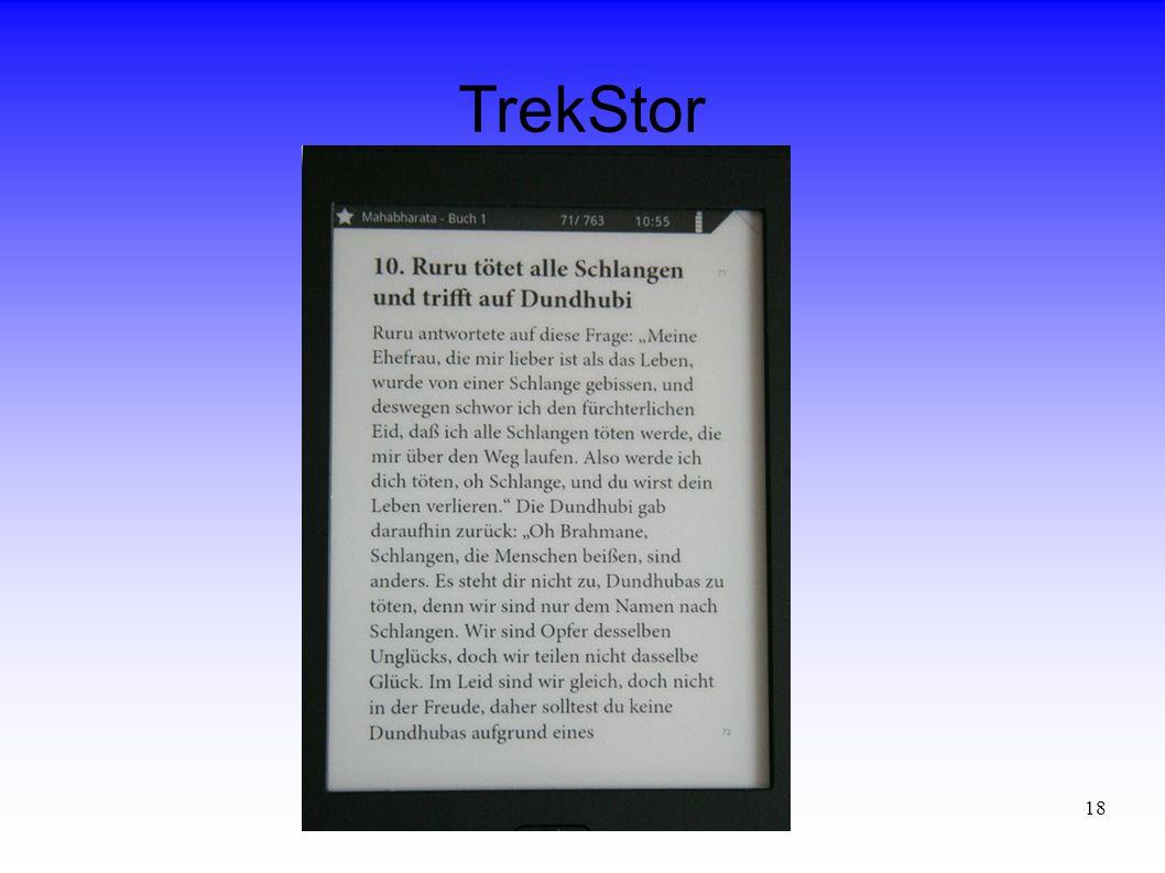 18 TrekStor