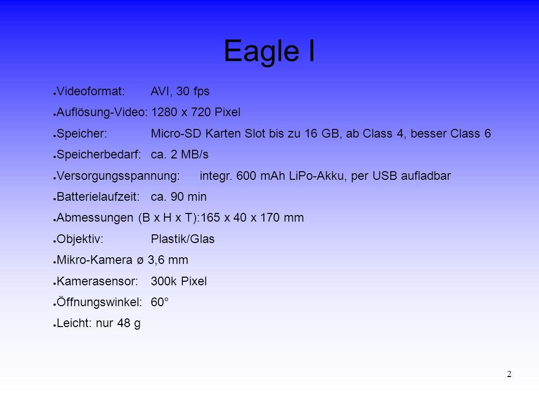 3 Eagle I