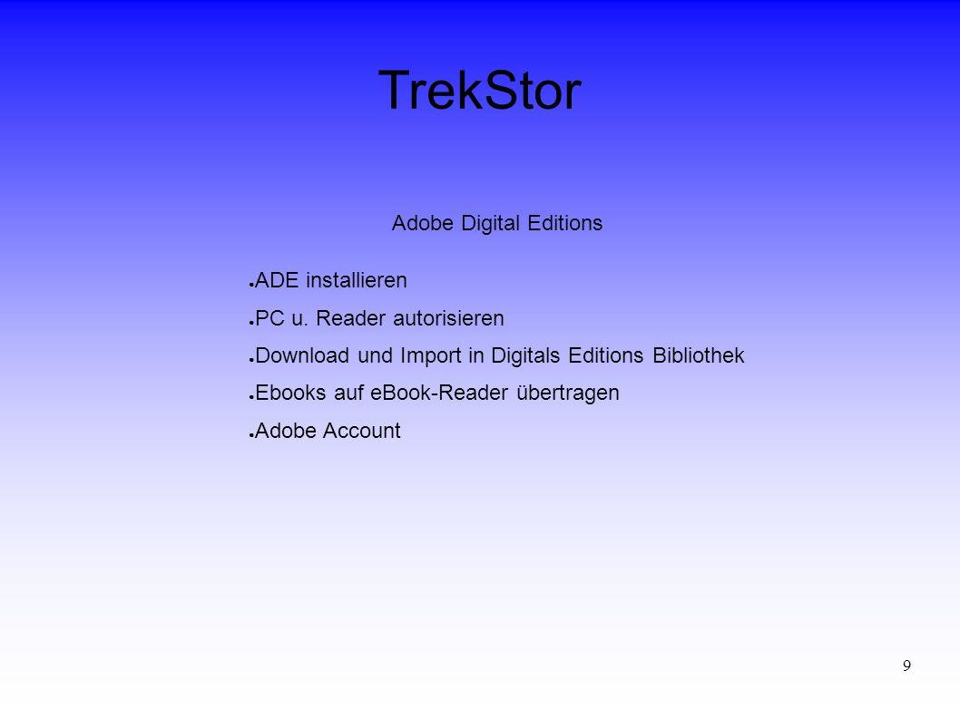 30 TrekStor