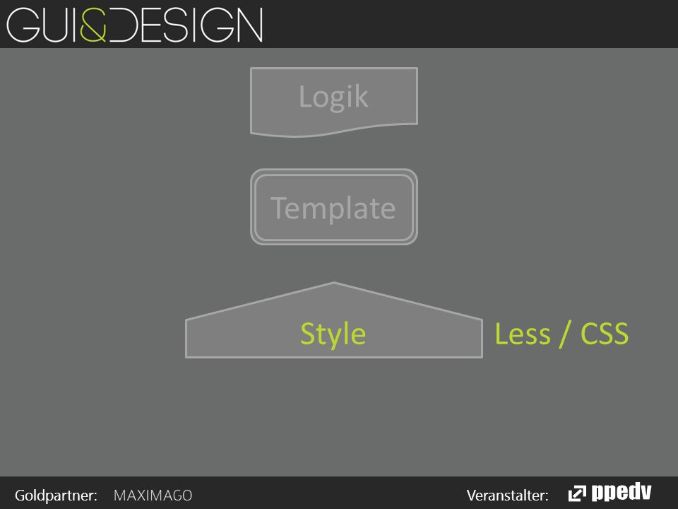 Goldpartner: Veranstalter: Logik Template StyleLess / CSS