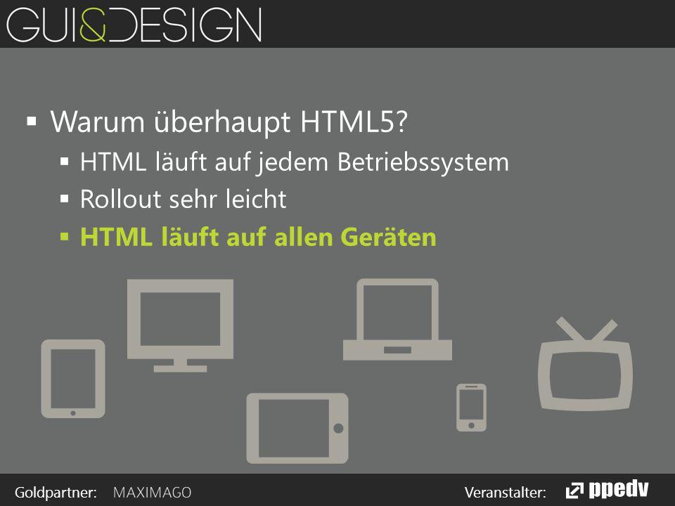 Goldpartner: Veranstalter: Logik Template StyleLess / CSS