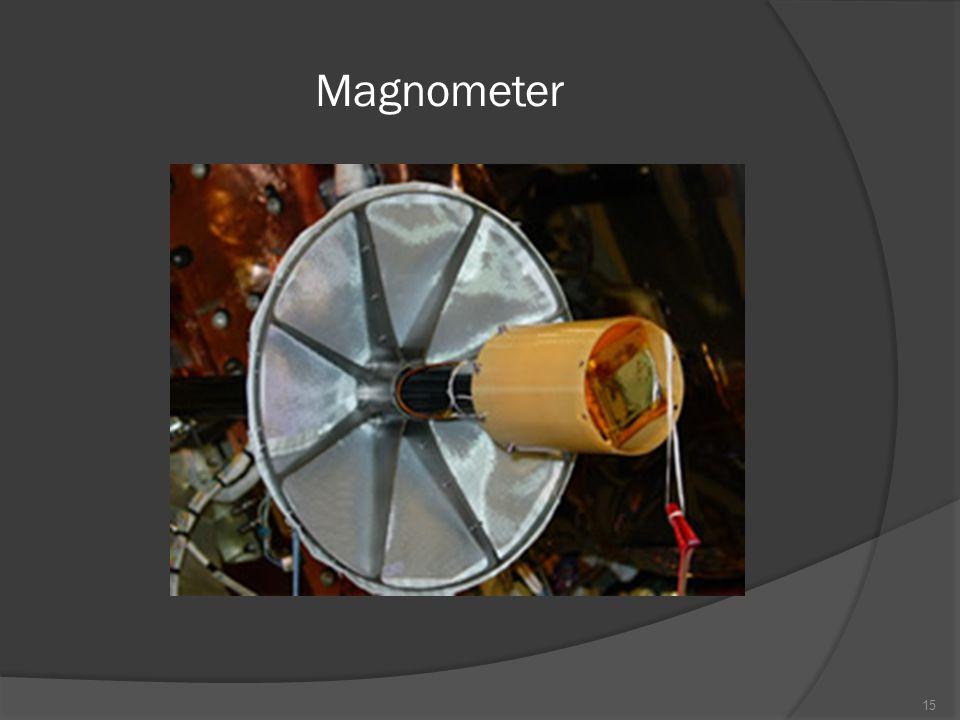 Magnometer 15