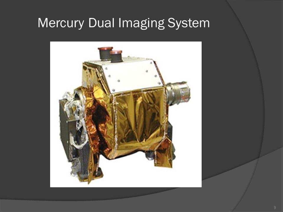 9 Mercury Dual Imaging System