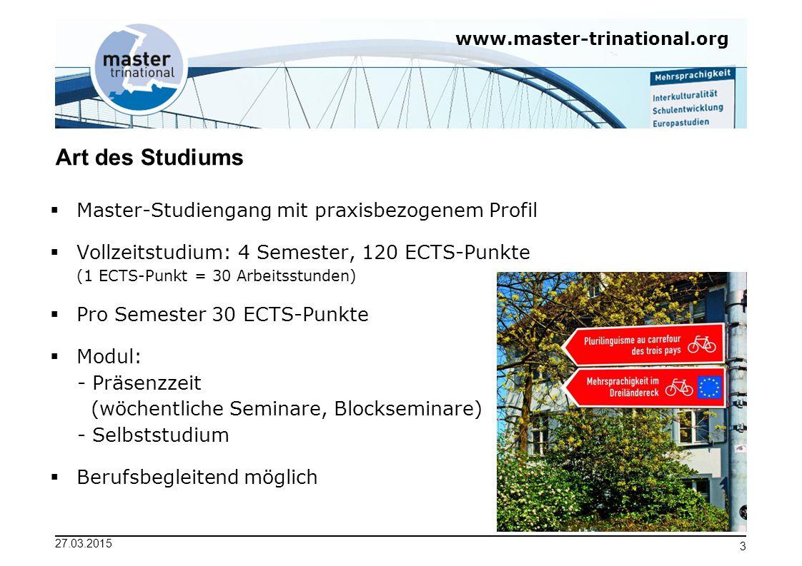 www.master-trinational.org 27.03.2015 4 Oberrheinregion-Netzwerke
