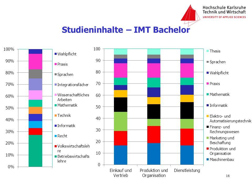 Studieninhalte – IMT Bachelor 16