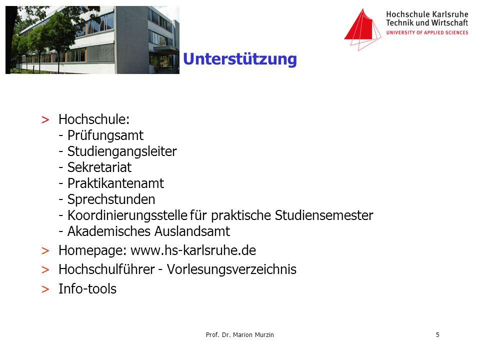 >Hochschule: - Prüfungsamt - Studiengangsleiter - Sekretariat - Praktikantenamt - Sprechstunden - Koordinierungsstelle für praktische Studiensemester