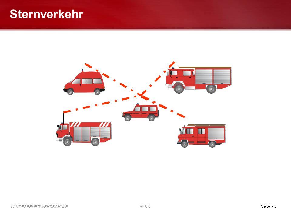 Seite  5 LANDESFEUERWEHRSCHULE VFUG Sternverkehr