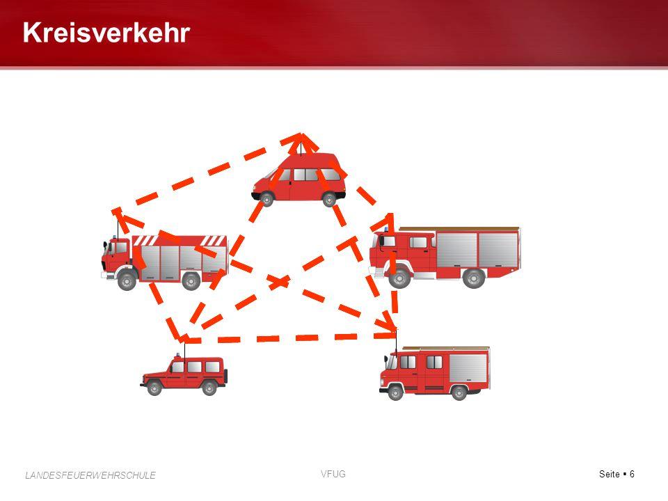 Seite  6 LANDESFEUERWEHRSCHULE VFUG Kreisverkehr