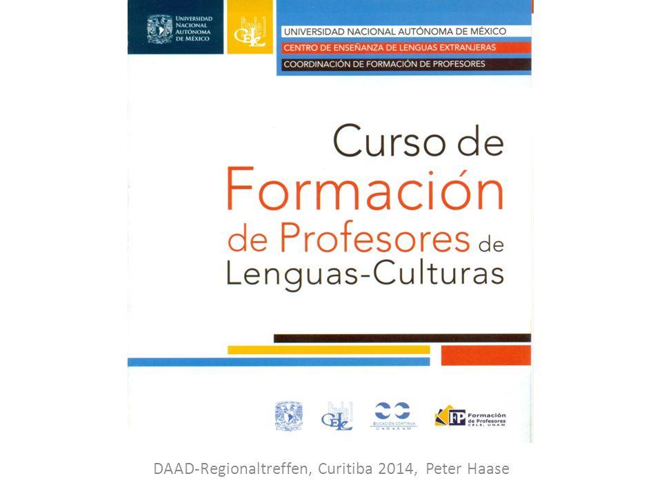 DAAD-Regionaltreffen, Curitiba 2014, Peter Haase