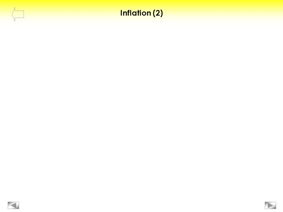 Inflation (2)