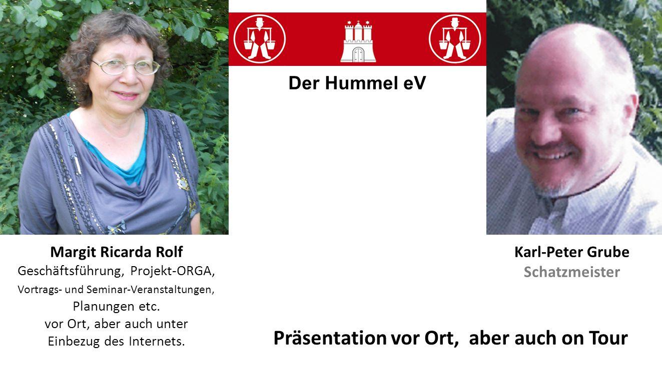 Margit Ricarda Rolf Geschäftsführung, Projekt-ORGA, Vortrags- und Seminar-Veranstaltungen, Planungen etc. vor Ort, aber auch unter Einbezug des Intern