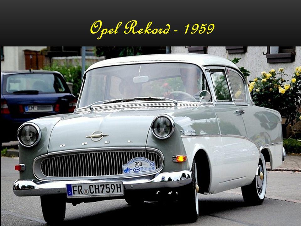 Opel blitz – 1932