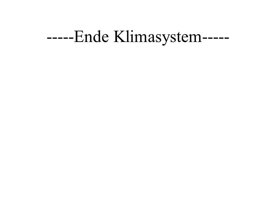 -----Ende Klimasystem-----