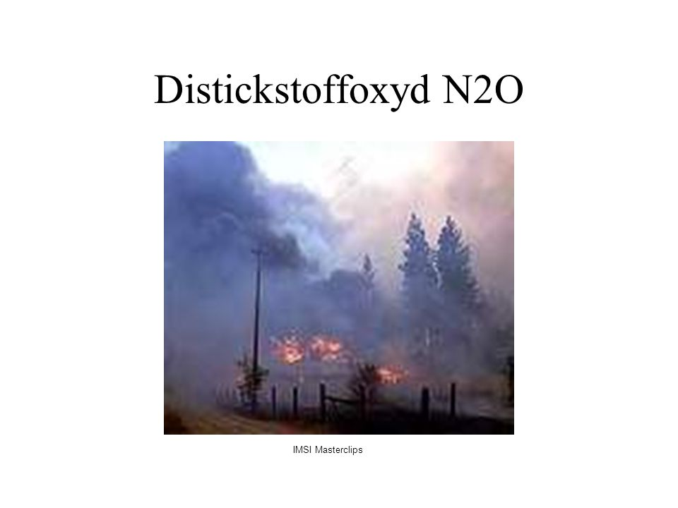 Distickstoffoxyd N2O IMSI Masterclips