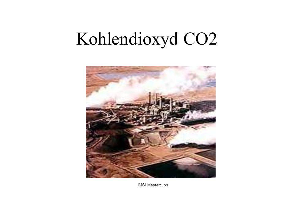 Kohlendioxyd CO2 IMSI Masterclips