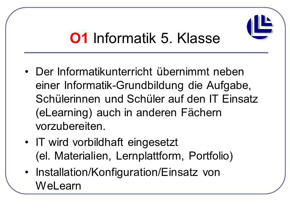 O1 Informatik 5.