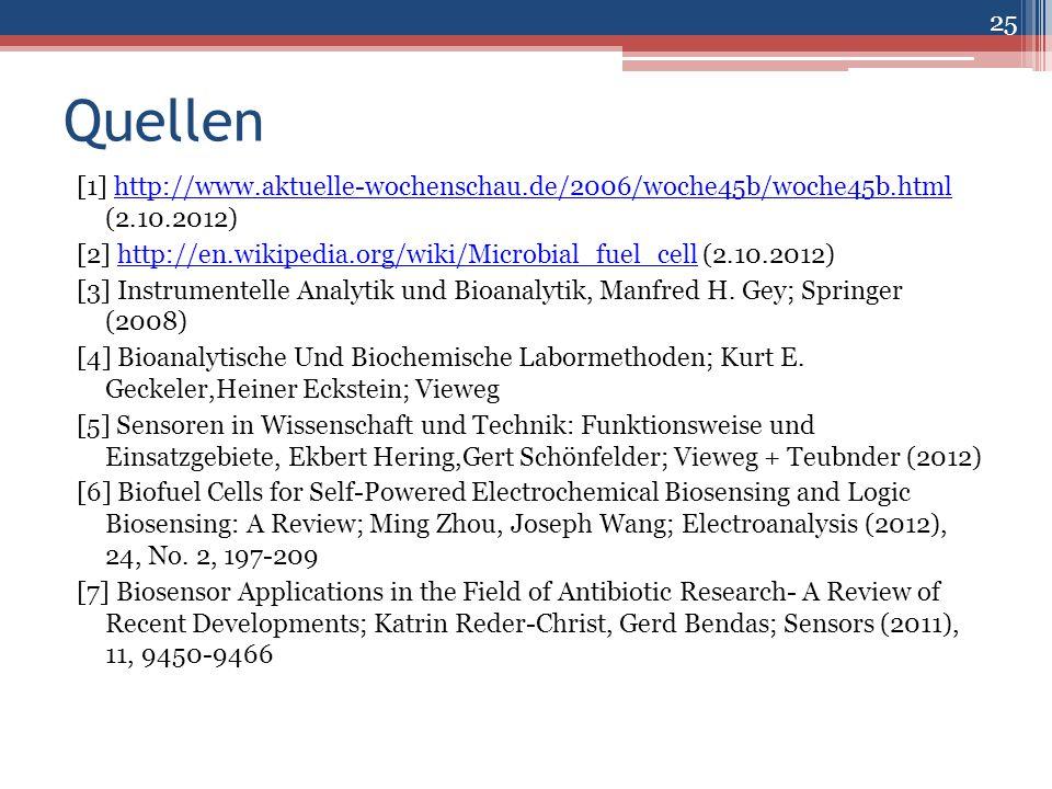 Quellen [1] http://www.aktuelle-wochenschau.de/2006/woche45b/woche45b.html (2.10.2012)http://www.aktuelle-wochenschau.de/2006/woche45b/woche45b.html [