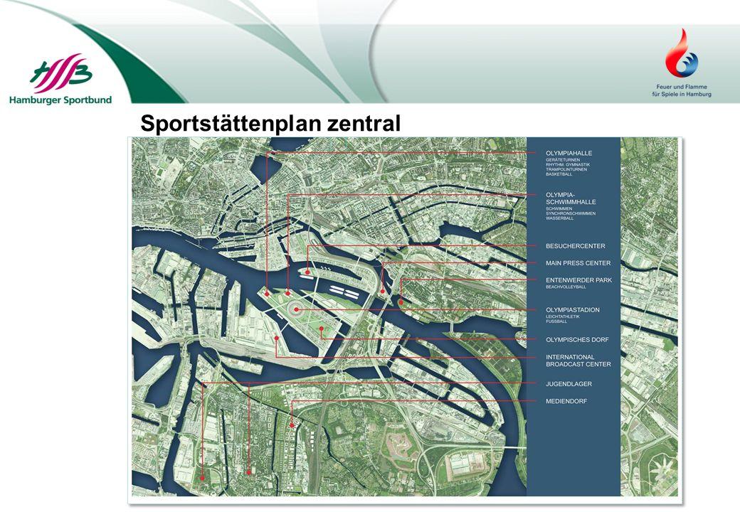 Sportstättenplan zentral