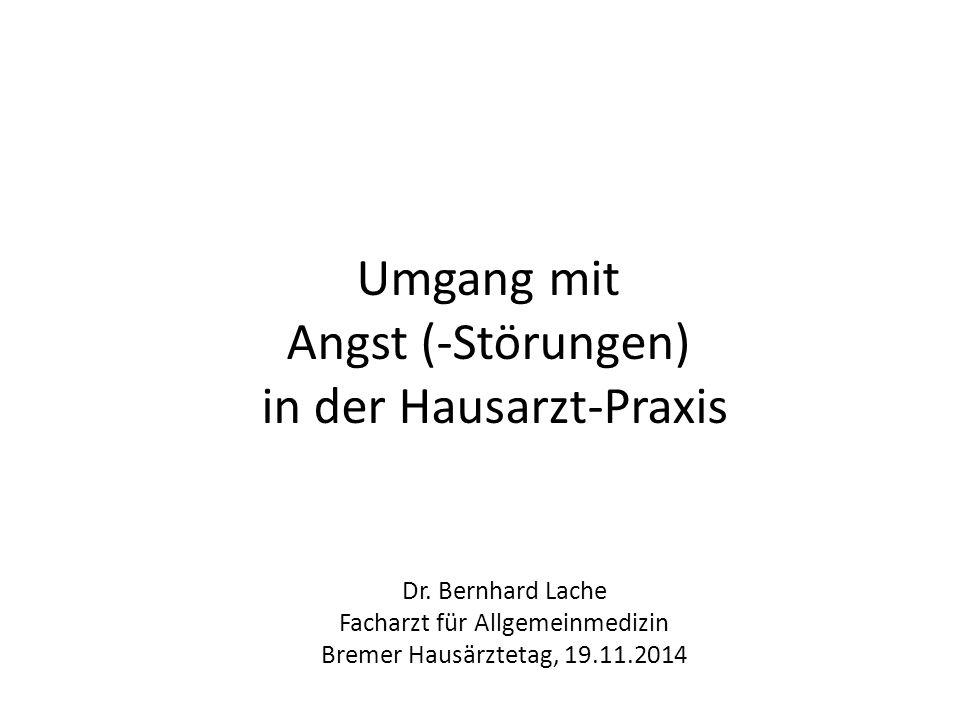 PHQ – Paniksyndrom (Ausschnitt Kurzform) Spitzer et al., PHQ, 1999 Löwe et al., Deutsche Version (PHQ-D), 2002