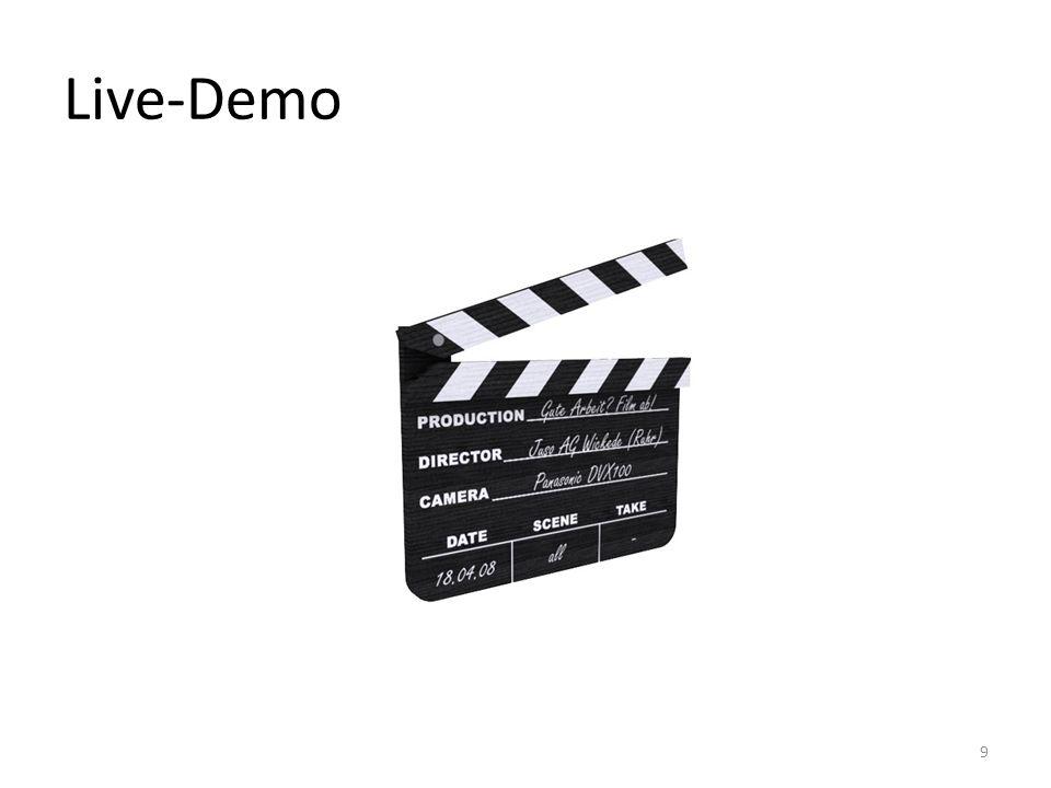 Live-Demo 9