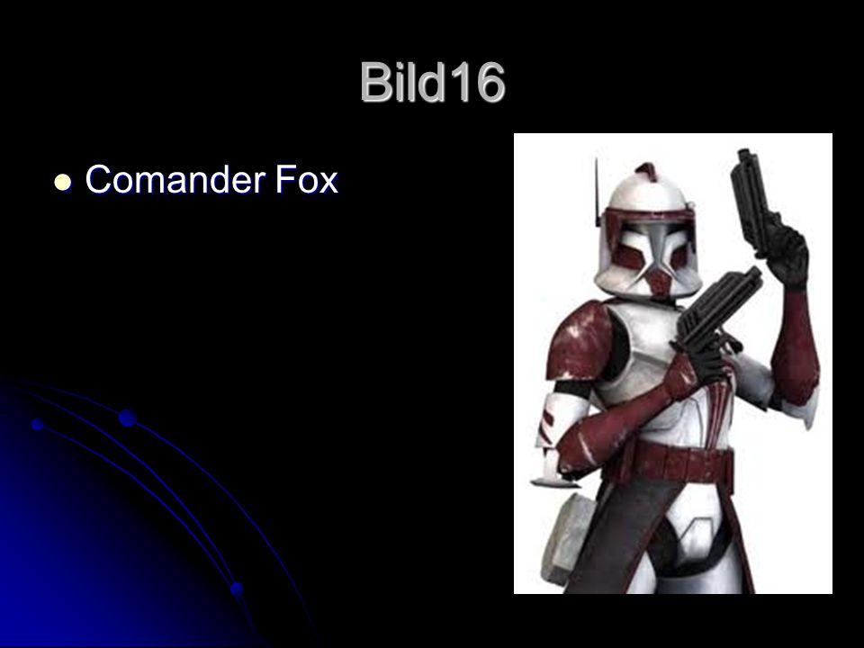 Bild16 Comander Fox Comander Fox
