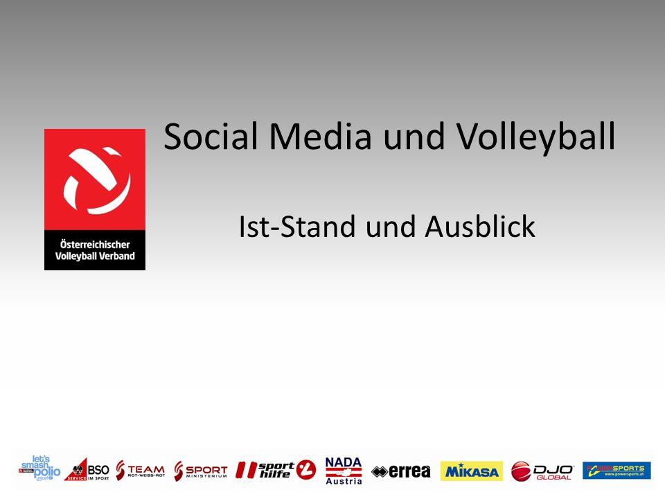 Social Media und Volleyball Ist-Stand und Ausblick
