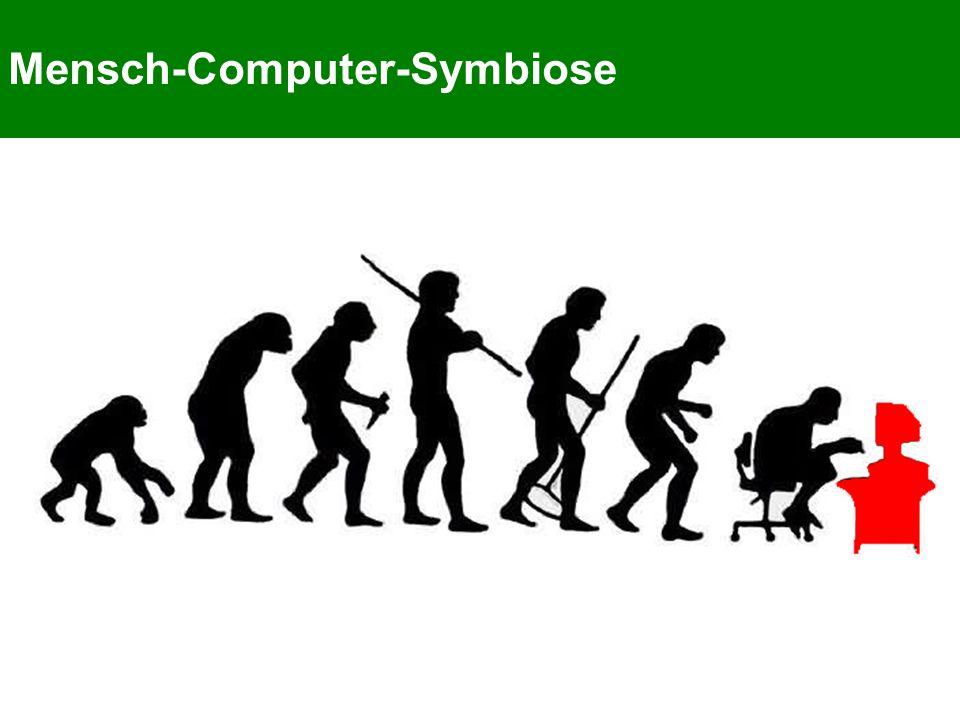 Mensch-Computer-Symbiose