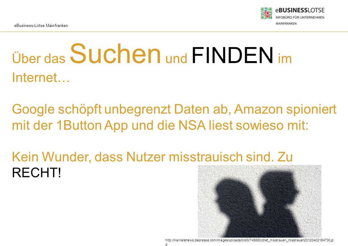 "eBusiness-Lotse Mainfranken Websitegestaltung und -usability 18 ""Adam Oswald GmbH"