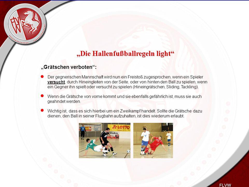 """Heiko Schneider KSL Bochum FLVW Kreis Bochum www.kreis-bochum.de """"Grätschen verboten"""": Der gegnerischen Mannschaft wird nun ein Freistoß zugesprochen,"""
