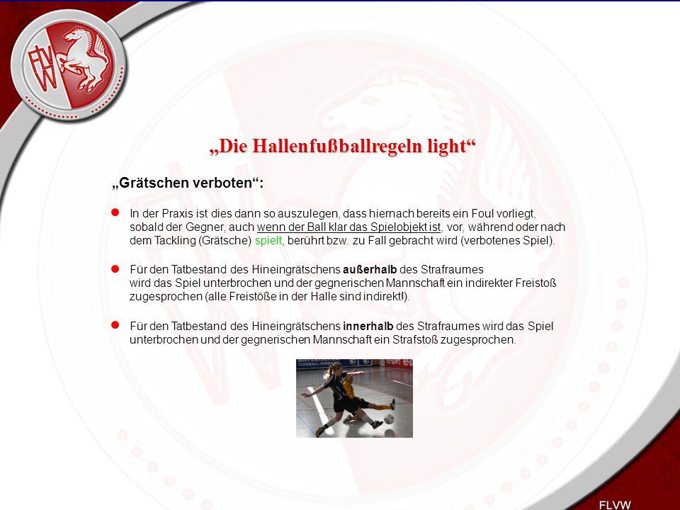 """Heiko Schneider KSL Bochum FLVW Kreis Bochum www.kreis-bochum.de """"Grätschen verboten"""": In der Praxis ist dies dann so auszulegen, dass hiernach bereit"""