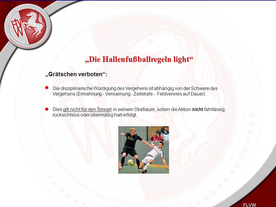 """Heiko Schneider KSL Bochum FLVW Kreis Bochum www.kreis-bochum.de """"Grätschen verboten"""": Die disziplinarische Würdigung des Vergehens ist abhängig von d"""