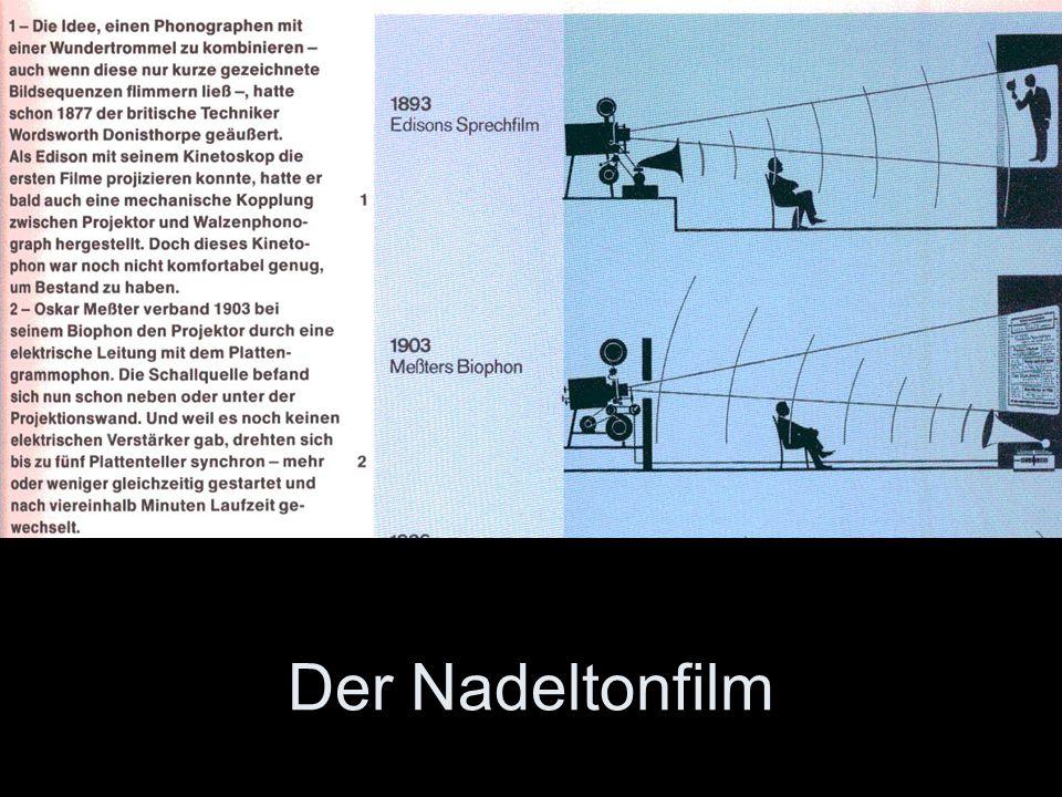 Der Nadeltonfilm