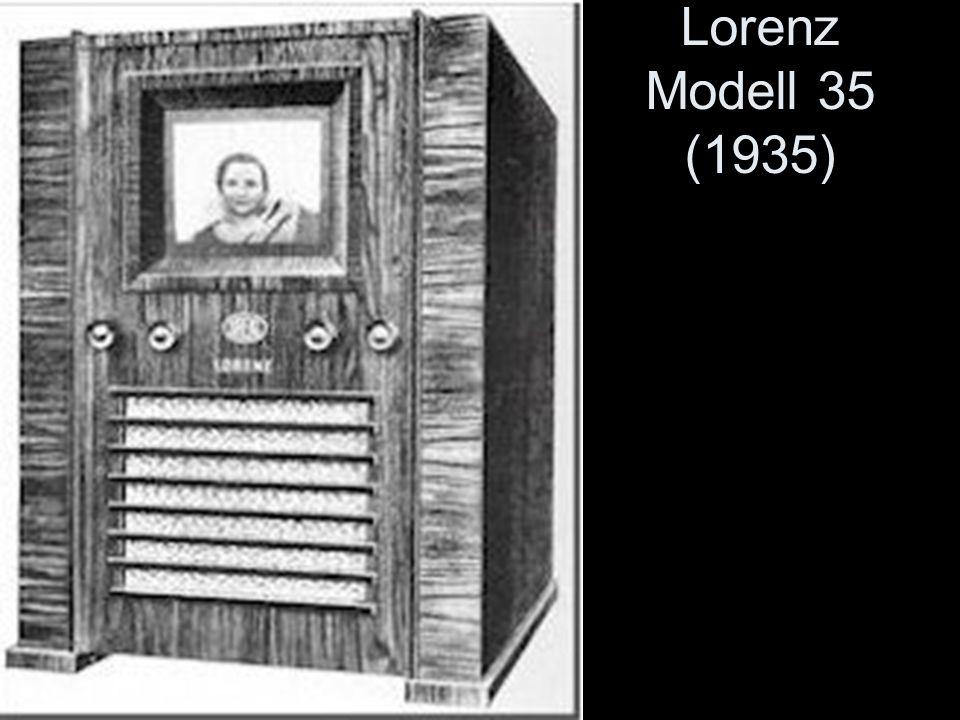 Lorenz Modell 35 (1935)