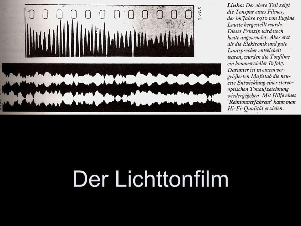 Der Lichttonfilm