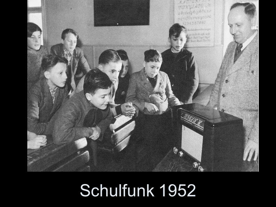 Schulfunk 1952
