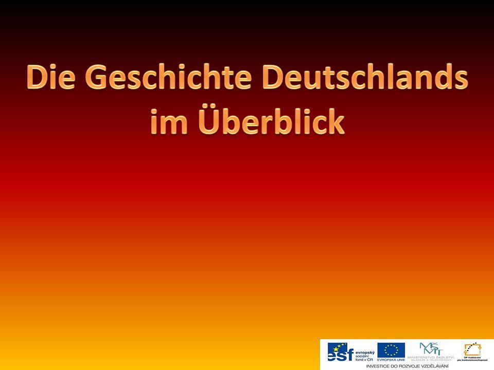 1. 2. Jh. v. Chr. – 4.Jh. n. Chr. germanische Stämme