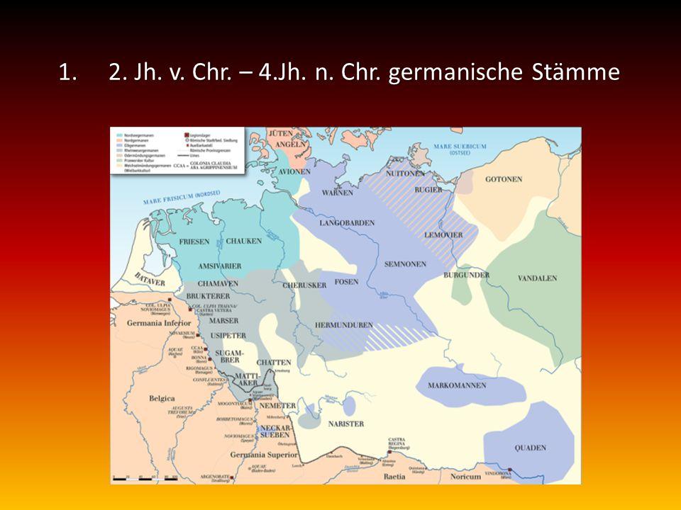 2. 395-476 Weströmisches Reich