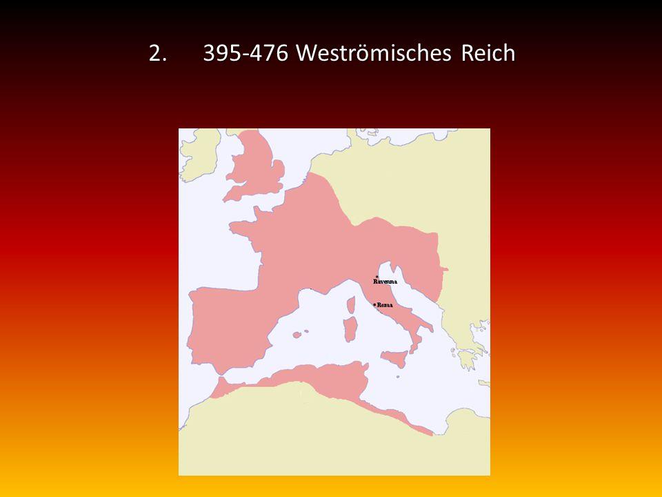3.5.-9. Jh. Das Fränkische Reich (der bekannteste Herrscher Karl der Große)
