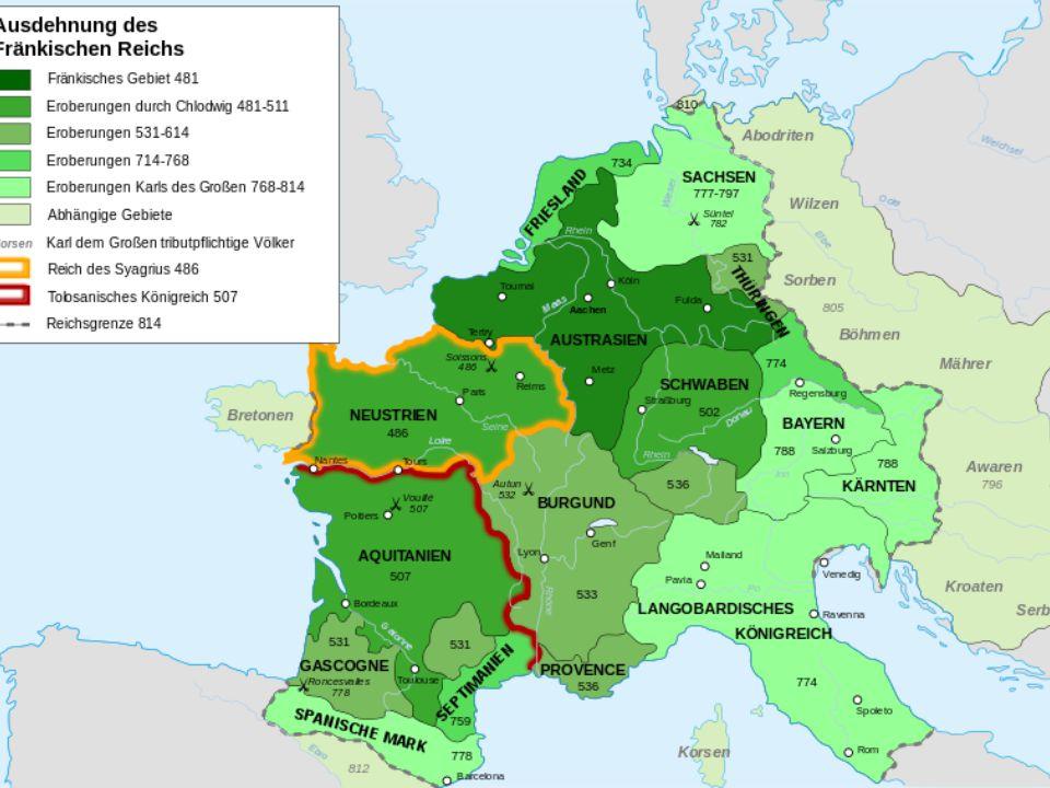 4.9.-18. Jh. Das Deutsche Königtum (Heiliges Römisches Reich)