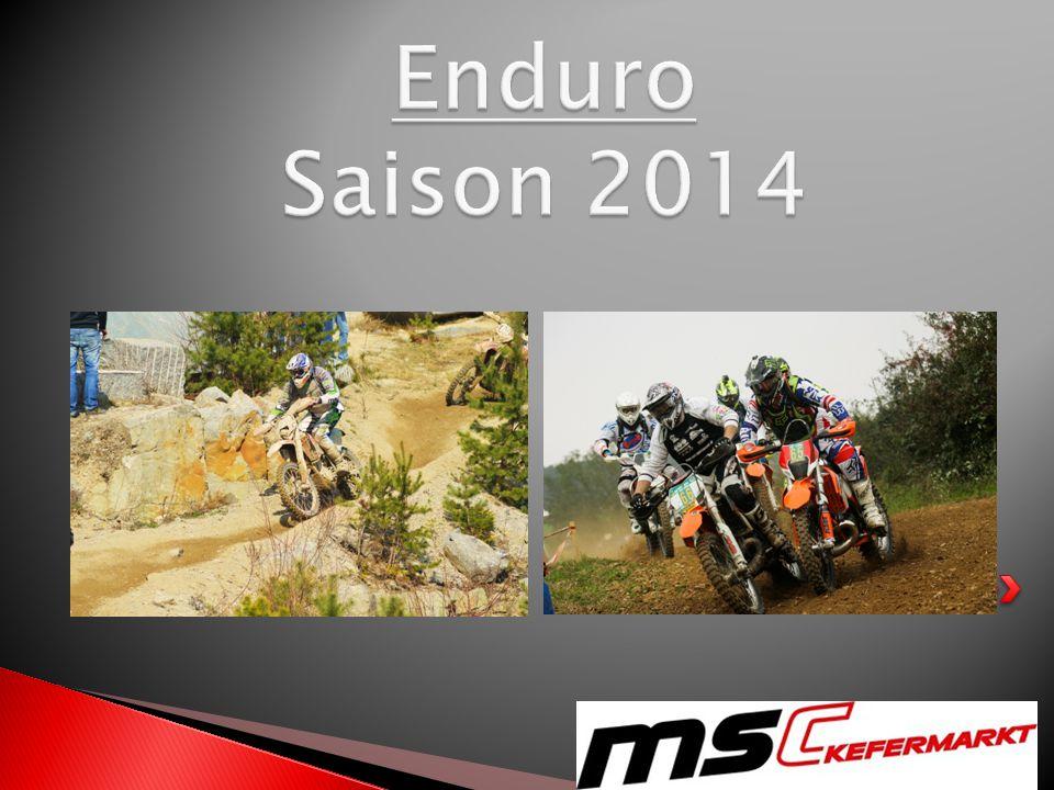 Enduro Saison 2014